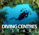 Diving Centres 5 Stars - Albatros Top Boat